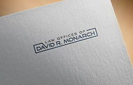 Law Offices of David R. Monarch Logo - Entry #175