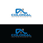 Colonial Improvements Logo - Entry #45