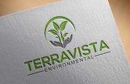TerraVista Construction & Environmental Logo - Entry #86