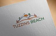 Tuzzins Beach Logo - Entry #321