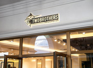 Two Brothers Roadhouse Logo - Entry #55