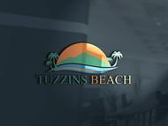 Tuzzins Beach Logo - Entry #42