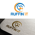 Ruffin'It Logo - Entry #147