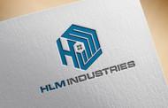 HLM Industries Logo - Entry #43