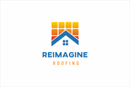 Reimagine Roofing Logo - Entry #17