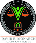 Law Offices of David R. Monarch Logo - Entry #140