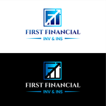 First Financial Inv & Ins Logo - Entry #95