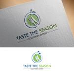 Taste The Season Logo - Entry #395