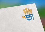 High 5! or High Five! Logo - Entry #36