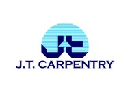 J.T. Carpentry Logo - Entry #72