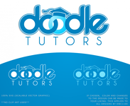Doodle Tutors Logo - Entry #187