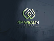 4P Wealth Trust Logo - Entry #122