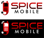 Spice Mobile LLC (Its is OK not to included LLC in the logo) - Entry #147