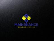 MAIN2NANCE BUILDING SERVICES Logo - Entry #132