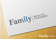 Family Wealth Partners Logo - Entry #59