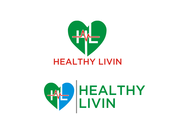 Healthy Livin Logo - Entry #503