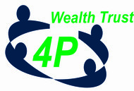 4P Wealth Trust Logo - Entry #177