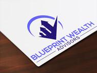 Blueprint Wealth Advisors Logo - Entry #472