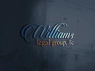 williams legal group, llc Logo - Entry #188