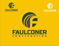 Faulconer or Faulconer Construction Logo - Entry #345