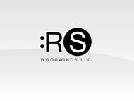 Woodwind repair business logo: R S Woodwinds, llc - Entry #79