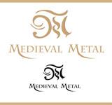 Medieval Metal Logo - Entry #89