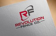 Revolution Fence Co. Logo - Entry #27
