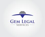 Gem Legal Services Logo - Entry #79