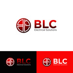 BLC Electrical Solutions Logo - Entry #334