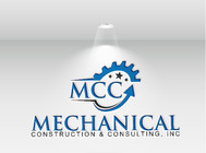 Mechanical Construction & Consulting, Inc. Logo - Entry #80