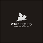When Pigs Fly Photography Logo - Entry #30