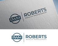 Roberts Wealth Management Logo - Entry #512