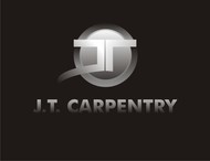 J.T. Carpentry Logo - Entry #51