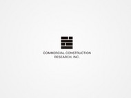 Commercial Construction Research, Inc. Logo - Entry #216