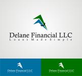 Delane Financial LLC Logo - Entry #184