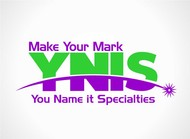 YNIS   You Name It Specialties Logo - Entry #60