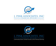 J. Pink Associates, Inc., Financial Advisors Logo - Entry #418