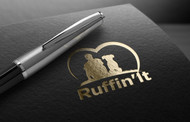 Ruffin'It Logo - Entry #56