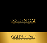 Golden Oak Wealth Management Logo - Entry #191