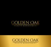Golden Oak Wealth Management Logo - Entry #191