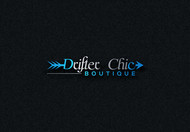 Drifter Chic Boutique Logo - Entry #275