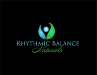 Rhythmic Balance Naturals Logo - Entry #141