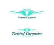 Twisted Turquoise Boutique Logo - Entry #90