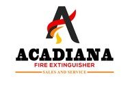 Acadiana Fire Extinguisher Sales and Service Logo - Entry #228