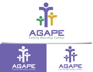 Agape Logo - Entry #8