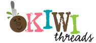 Kiwi Threads Logo - Entry #29