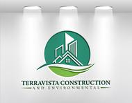 TerraVista Construction & Environmental Logo - Entry #201