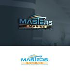 Masters Marine Logo - Entry #318