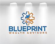 Blueprint Wealth Advisors Logo - Entry #265