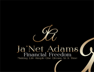 Ja'Net Adams  Logo - Entry #65